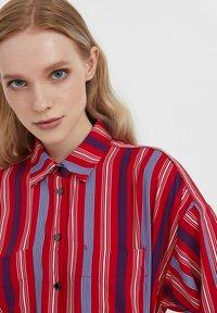 Finn Flare - Shirt dress - red - 3