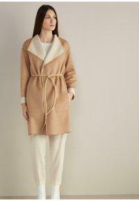 Falconeri - Winter coat - nocciola/beige - 1