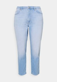 ONLY Carmakoma - CARENEDA LIFE MOM BABY  - Jeans relaxed fit - light blue denim - 5