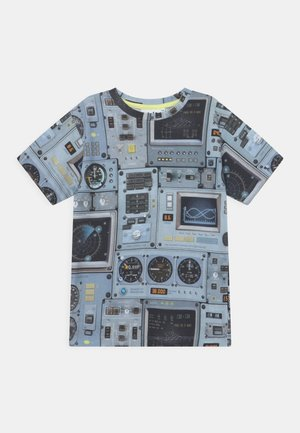 RASMUS - T-Shirt print - grey
