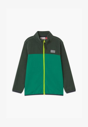 Veste polaire - dark green