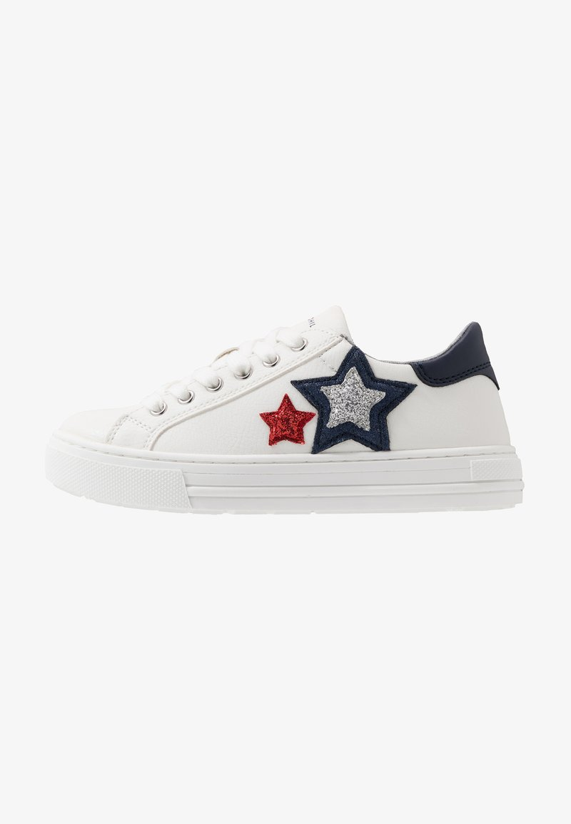 Tommy Hilfiger - Trainers - white/blue/red