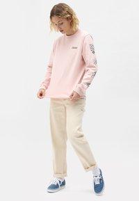 Dickies - HARMONY  - Long sleeved top - light pink - 1