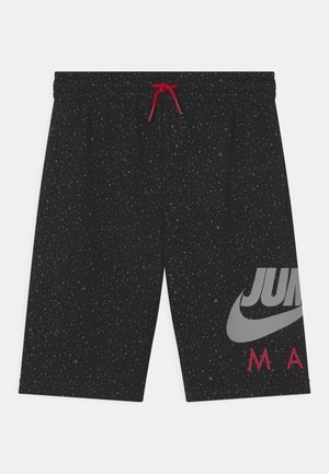 JUMPMAN SPECKLE - Sports shorts - black