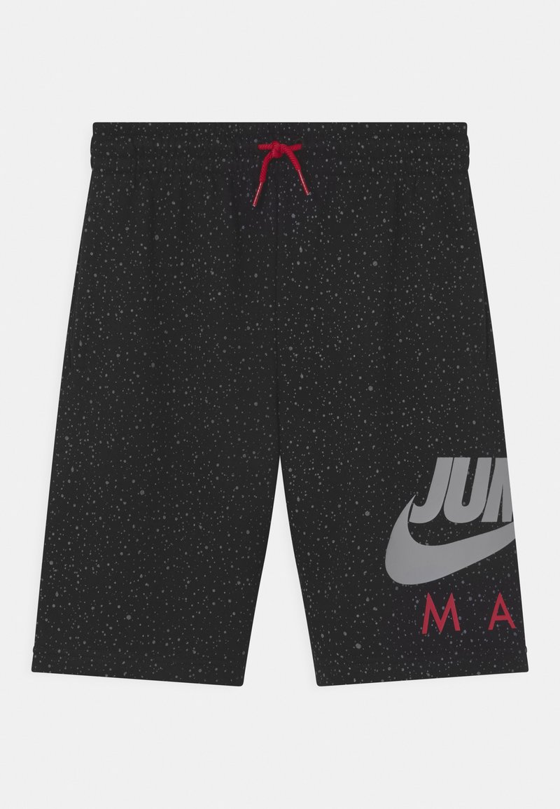 Jordan - JUMPMAN SPECKLE - Urheilushortsit - black