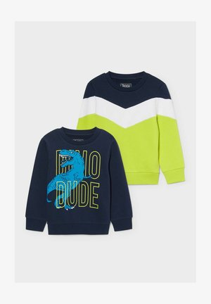 2PACK - Sweatshirt - dark blue