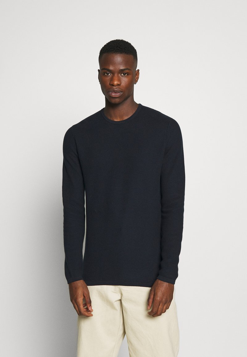 Matinique - MAHEROME - Jumper - dark navy