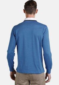 Charles Colby - DUKE CALLANHAN - Polo shirt - blue - 1