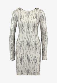 Lace & Beads Tall - BROOKLYN DRESS - Juhlamekko - grey - 5