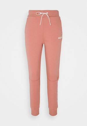 LONG PANTS - Tracksuit bottoms - vintage peony