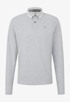 Polo shirt - grau meliert