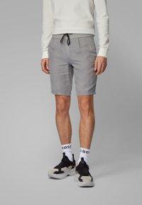 BOSS - SYMOON-SHORTS1 - Shorts - grey - 0