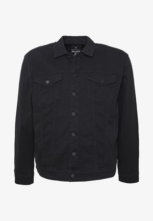 ONSCOME TRUCKER - Spijkerjas - black denim