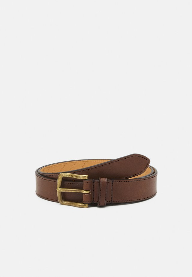 BEIRNE - Ceinture - dark brown