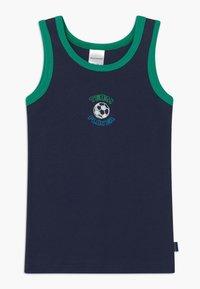 Schiesser - KIDS 2 PACK  - Undershirt - dark blue/white/green - 2