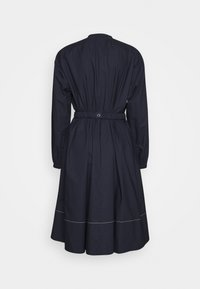 Proenza Schouler White Label - SHIRTING DRESS - Košilové šaty - midnight - 1