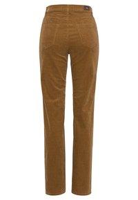 BRAX - STYLE CAROLA - Trousers - brown - 1