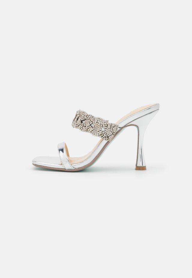 LINA - Sandaler - silver