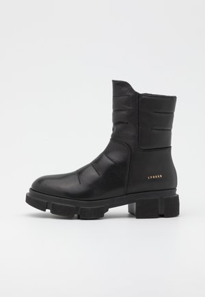 CPH546  - Platform ankle boots - black