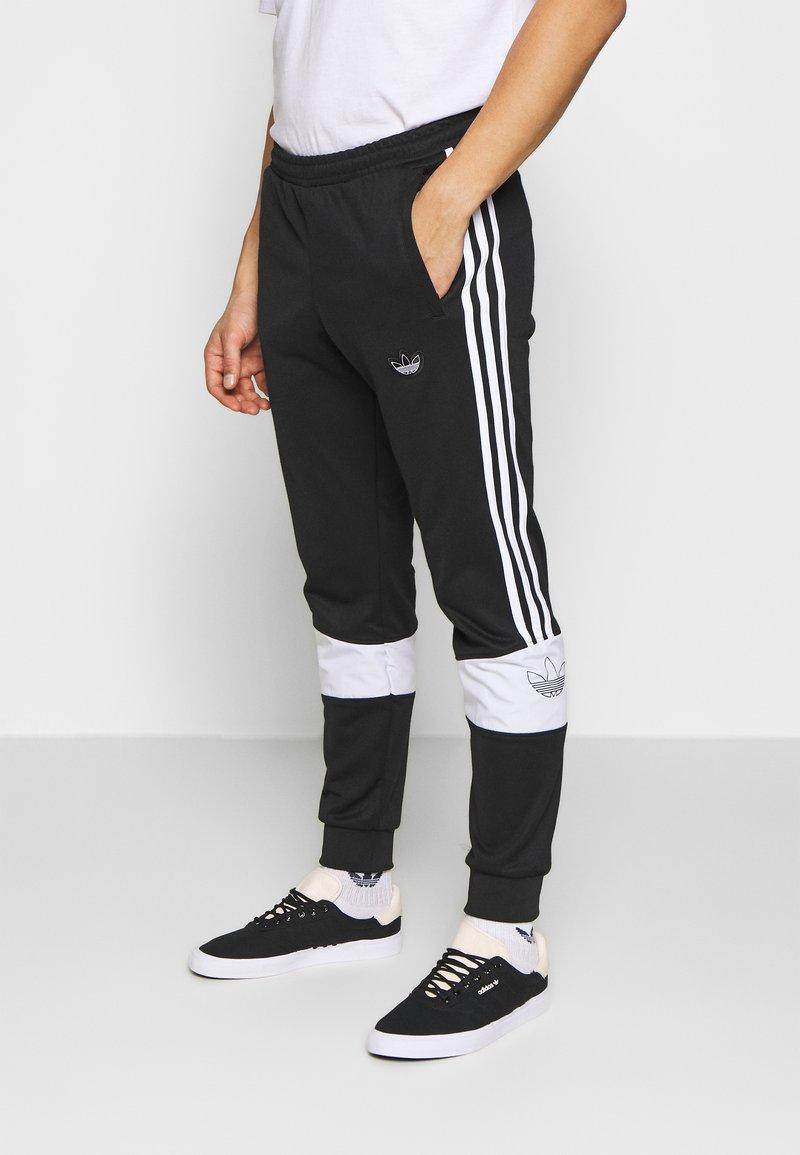 adidas Originals - BANDRIX - Spodnie treningowe - black
