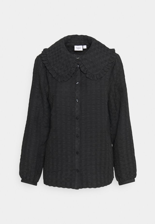 BABETH - Skjortebluser - black