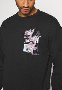 Topman - Sweatshirt - black - 4