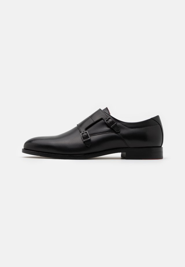 MIDTOWN MONK BURE - Business-Slipper - black