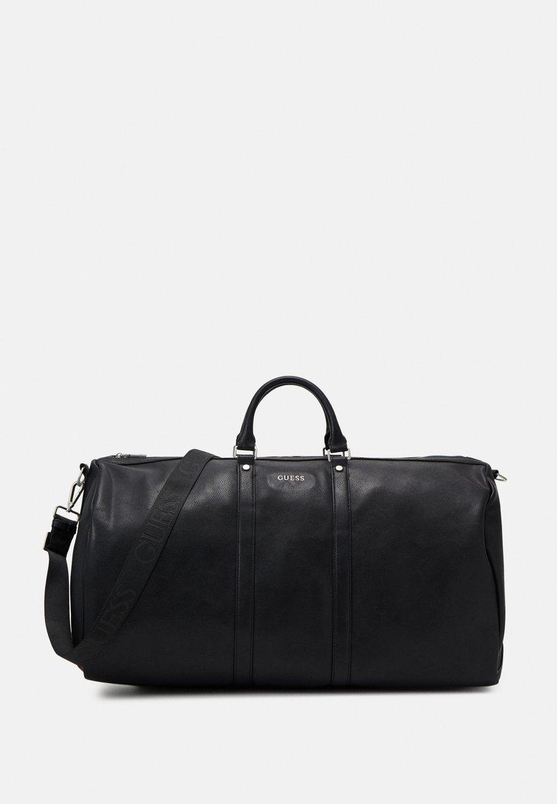 Guess - SCALA UNISEX - Weekend bag - black