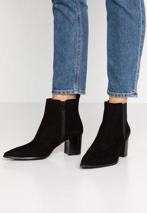 BENETBO - Korte laarzen - black