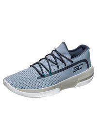 Under Armour - SC 3ZER0 III - Basketball shoes - harbour blue - 2