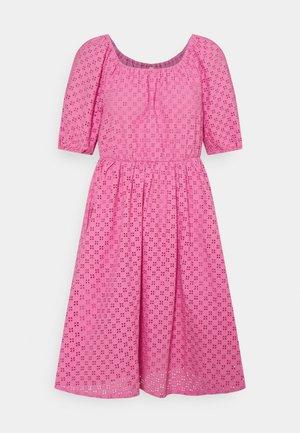 YASVOLANT DRESS SHOW - Korte jurk - azalea pink