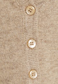Nly by Nelly - OFF TOPIC - Cardigan - beige - 2