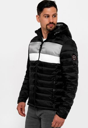 Chaqueta de invierno - black mix