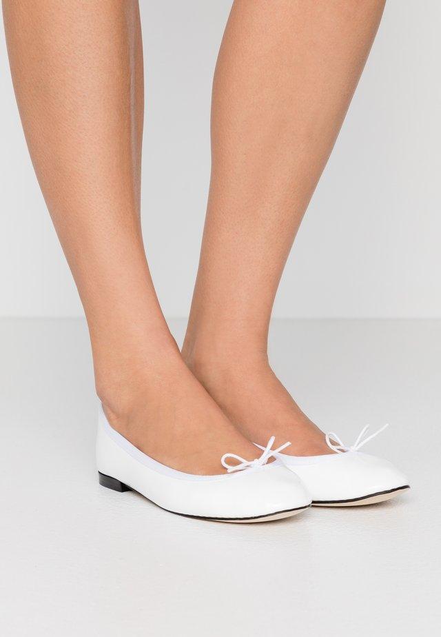 CENDRILLON - Ballerinaskor - blanc