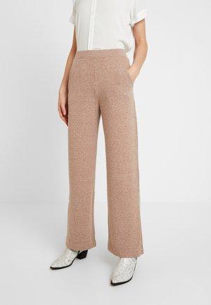 HALI PANTS - Kalhoty - beige
