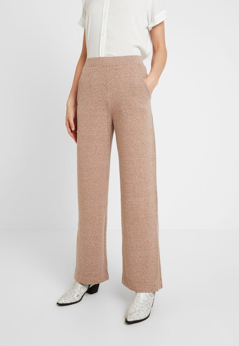 EDITED - HALI PANTS - Kalhoty - beige