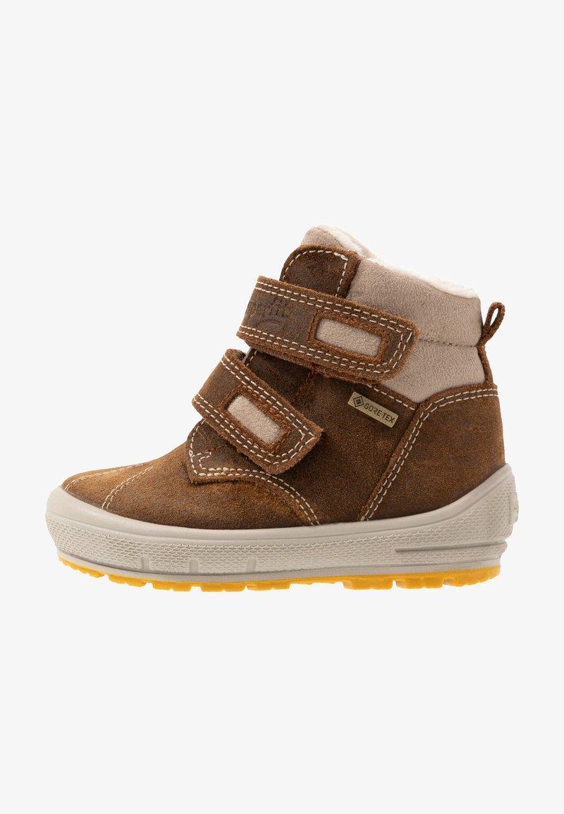 Superfit - GROOVY - Zimní obuv - braun