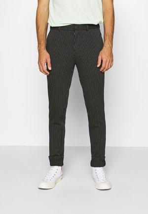 JJIMARCO JJPHIL - Trousers - black
