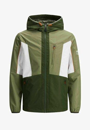 JCOCARSON - Light jacket - deep lichen green