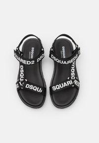 Dsquared2 - UNISEX - Sandals - black - 3