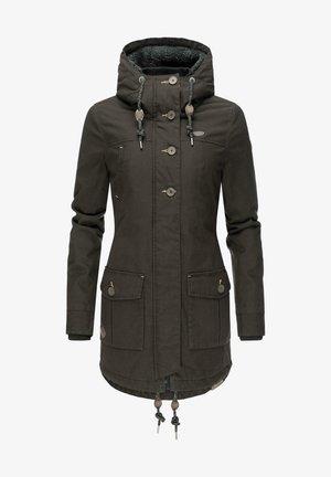 JANE - Winter coat - black
