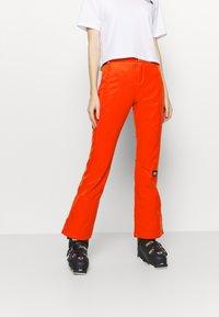 O'Neill - BLESSED PANTS - Pantalon de ski - fiery red - 0