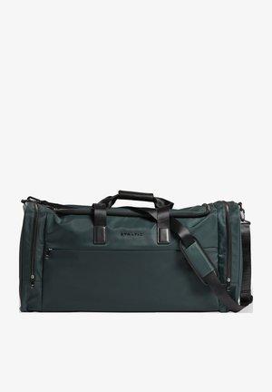 Weekend bag - dark green