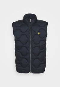 Lyle & Scott - WADDED GILET - Väst - dark navy - 5