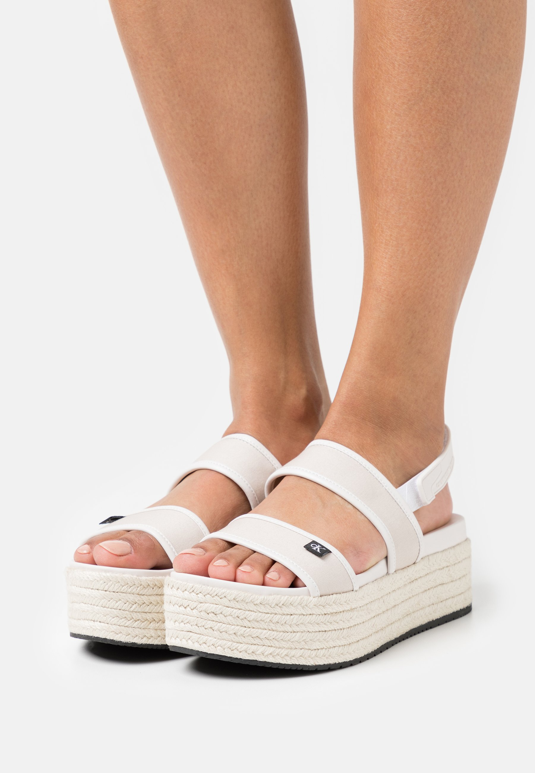 Women PLATFORM SLING - Platform sandals