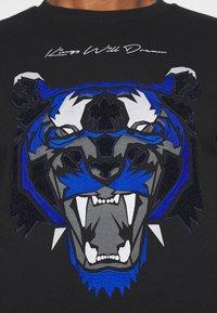 Kings Will Dream - DEMON - Fleece jumper - black/ gold - 5