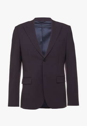 CANNES - Suit jacket - burgundy