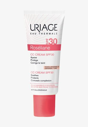 ROSÉLIANE CC CREAM SPF30 - CC cream - -