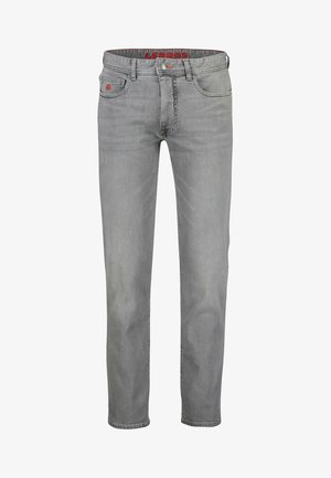 ARUN - Relaxed fit jeans - soft grey