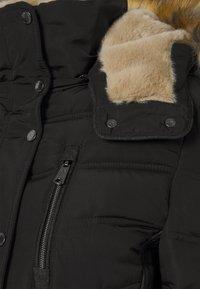 TOM TAILOR - SIGNATURE PUFFER COAT - Winter coat - deep black - 4